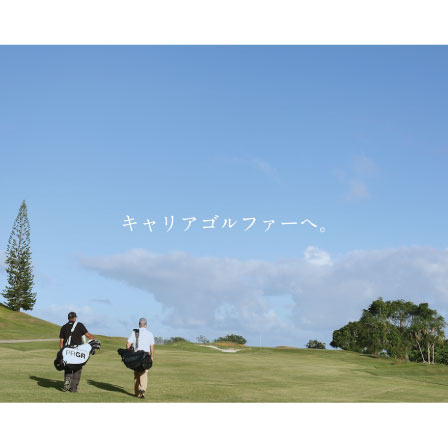 キャリアゴルファーへ。ギリギリ新シリーズ、LS登場。