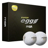 【高反発ボール】ルール適合外の高反発ボールでありながらソフトな打感の〝金eggボール〟10/20発売!