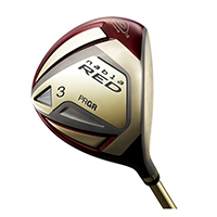 NEW iD nabla RED FAIRWAY WOOD