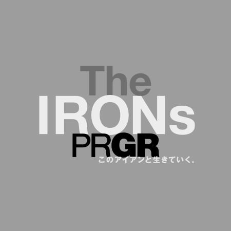 PRGR IRONS