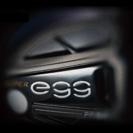 第一弾 NEW SUPER egg 恐怖のドライバー登場! +27ヤード!恐怖の飛距離! ※高反発 ルール適合外モデル