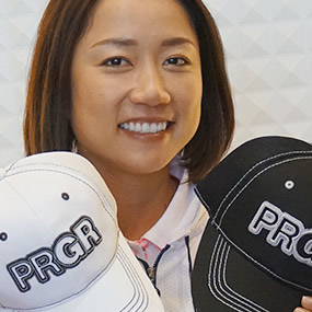 TEAM PRGR選手からも大好評♪機能性高いプロ愛用グッズを一挙公開。