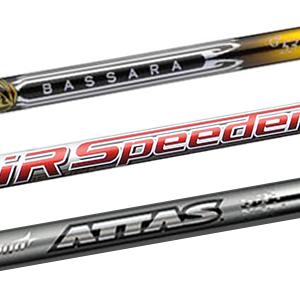 【PRGR.SO】藤倉・エアースピーダーシリーズ、三菱・バサラGGシリーズなど特注受付開始!